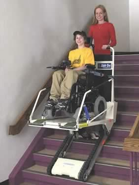 Wheelchair Platform Lifts Stair Lifts Amp Inclinators Pr