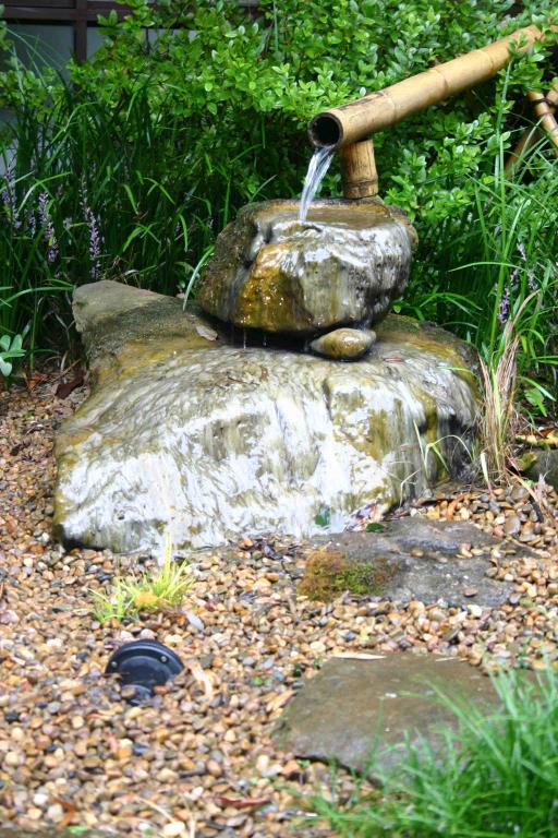 Water features inspiration inspired landscape design for Japanese water feature ideas