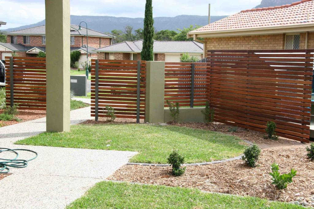 how much does timber fencing cost. Black Bedroom Furniture Sets. Home Design Ideas