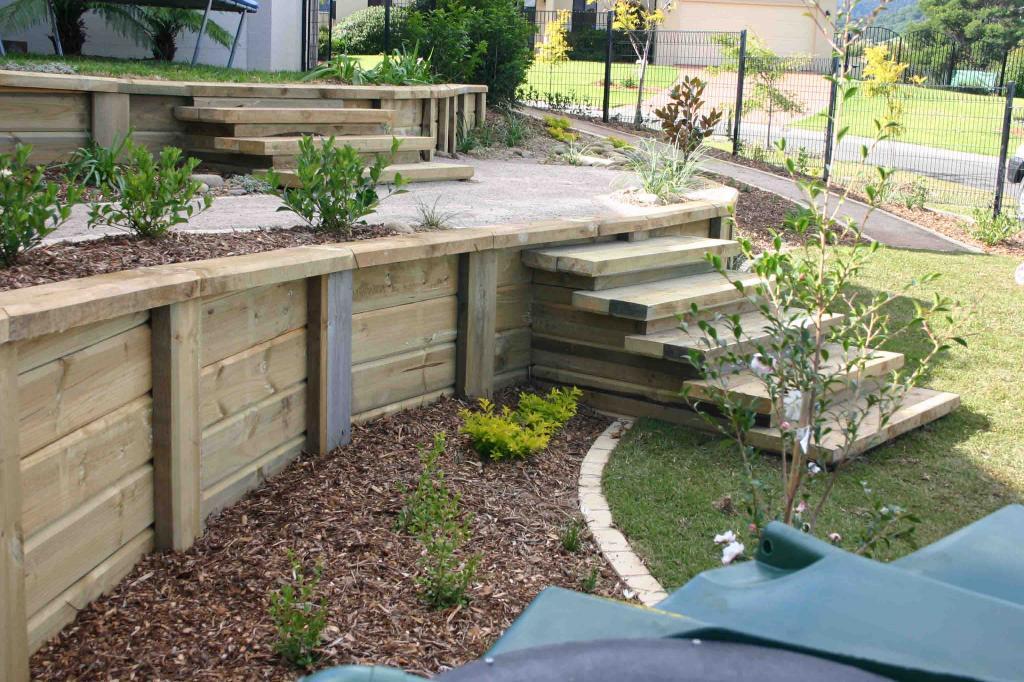 Gardens inspiration inspired landscape design for Landscape construction adelaide