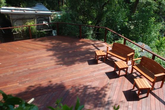 Decks by Beowulf Builders & Carpenters