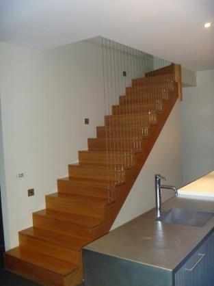 Stair Designs by Beowulf Builders & Carpenters