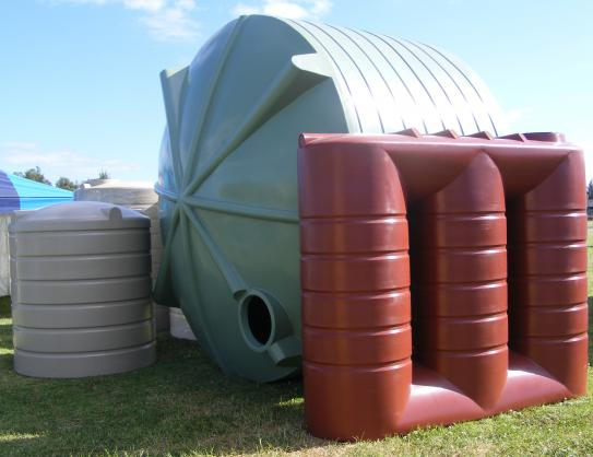 Rainwater Tank Ideas by Auswater Storage Solutions Pty Ltd