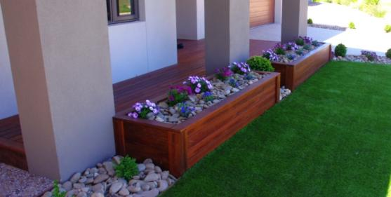 Front Garden Ideas On A Budget gardens Garden Design Ideas By Affordable Scapes