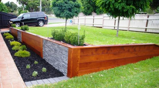 Get inspired by photos of gardens from australian for Affordable landscaping adelaide