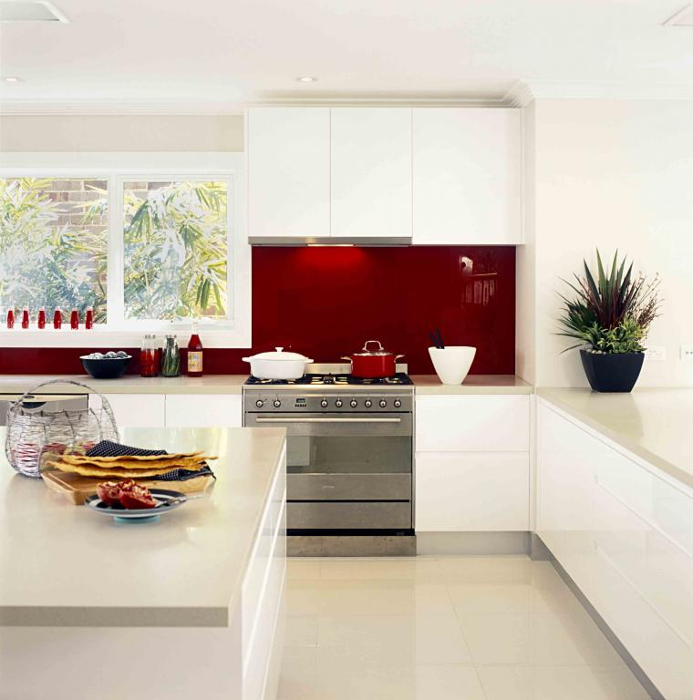 Kitchen Splashbacks Inspiration