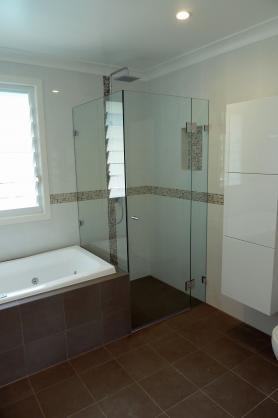 Shower Design Ideas by First Class Glass