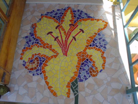 Mosaic Tile Design Ideas By Mosaic Magic Tiling