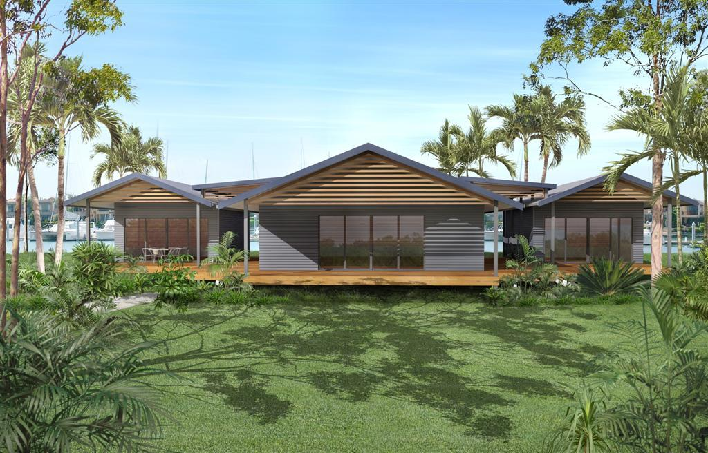 Exteriors inspiration pacific building services for Pole home designs nsw