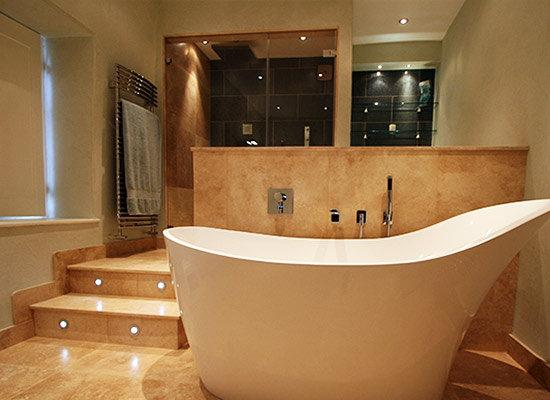 Freestanding Bath Design Ideas by Affordable Building Supplies