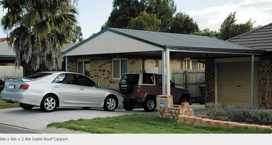 carport design ideas by totalspan lilydale - Carport Design Ideas