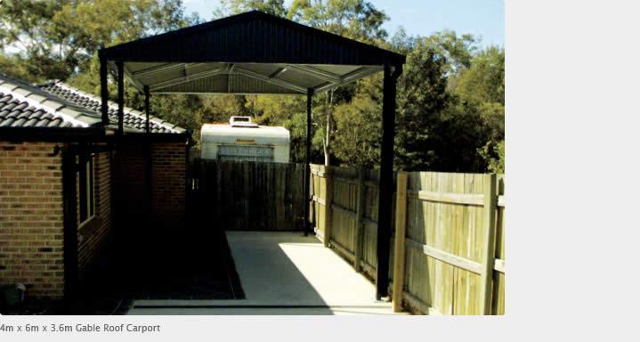 Carports inspiration totalspan yatala australia for Pool builders yatala