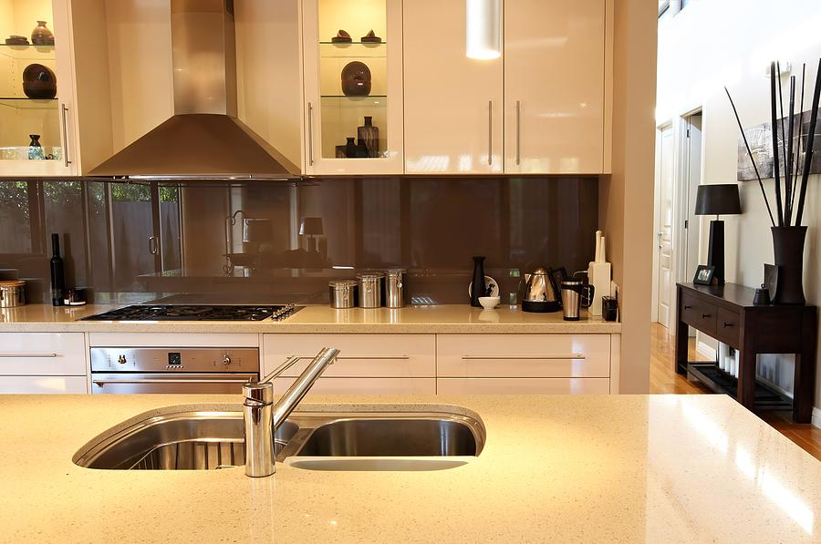 Kitchen Design Ideas by Splash Glass & Mirrors Pty Ltd