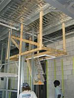 Commercial & Suspended Ceiling Installations