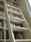 Library Type Rolling Ladder