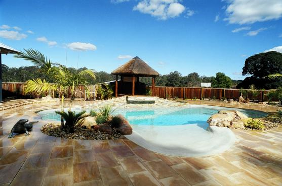 Swimming Pool Designs by THE POOL SPECIALISTS PTY LIMITED