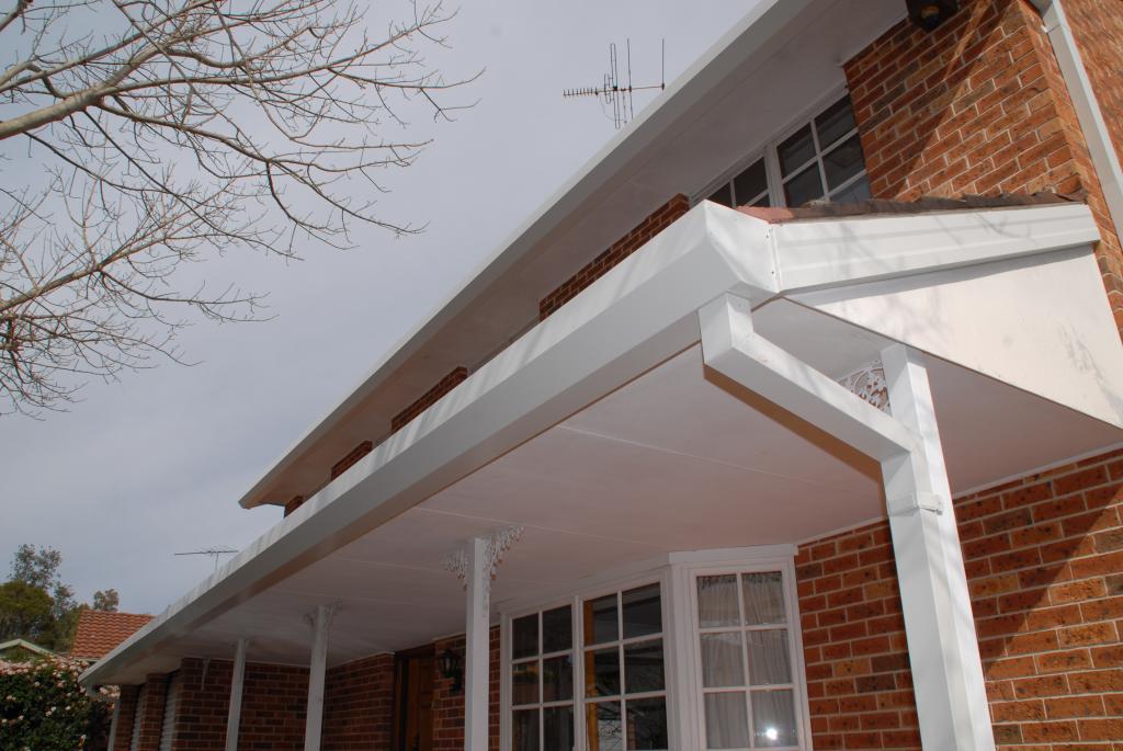Bathroom renovations penrith - Low Maintenance Guttering Servicing Hills District Blue