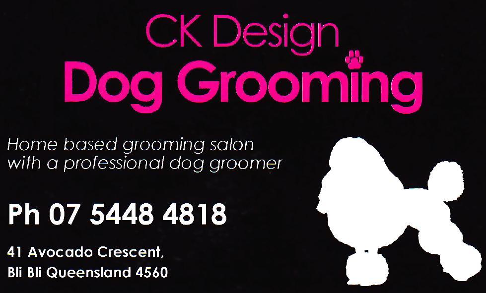 CK Design Dog Grooming