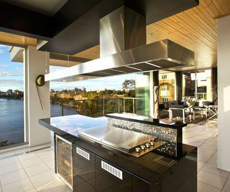 Rangehood Ideas by Custom Installations Queensland