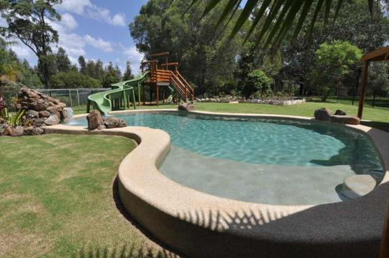 Waterslide Designs by Ballina Pool Shop