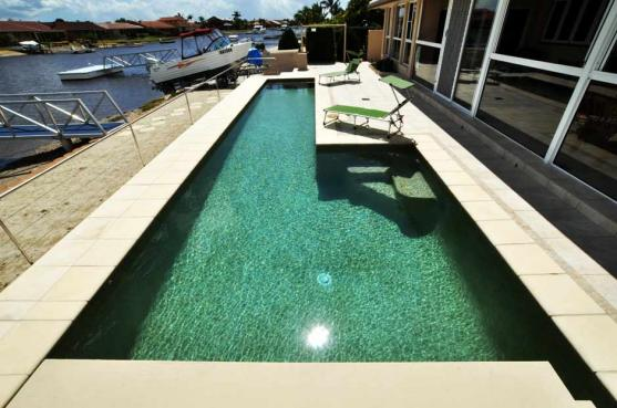 Lap Pool Designs by Ballina Pool Shop