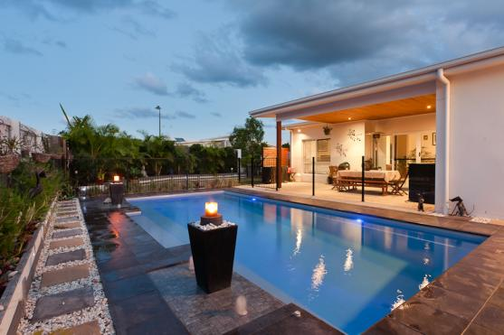 Swimming Pool Designs by Twist Landscape Construction