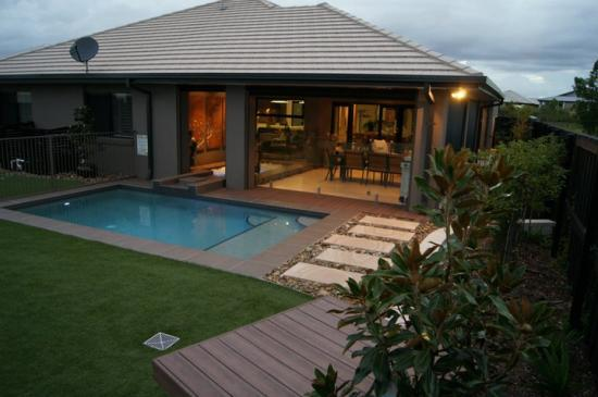 Outdoor living inspiration twist landscape construction for Landscape construction adelaide