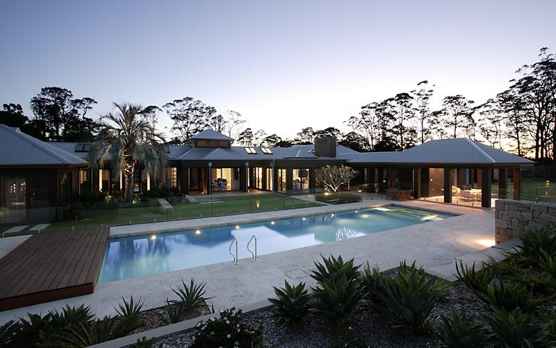 Sanctum design consultants sydney nsw melbourne vic for Beach house plans nsw
