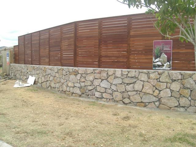 Timber fencing inspiration twist landscape construction for Landscape construction adelaide