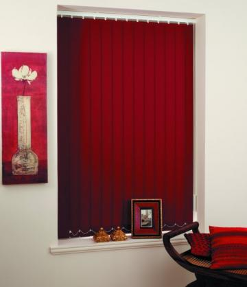 Vertical Blind Designs by Barrier Screens