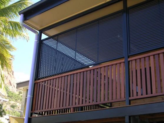 Privacy Screen Ideas by Barrier Screens