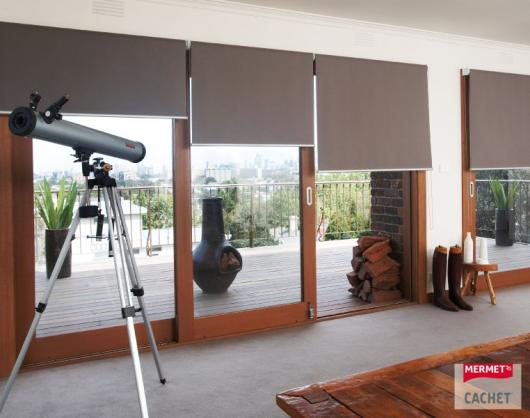 Roller Blind Designs by Barrier Screens
