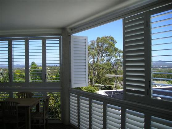 Shutters by Barrier Screens