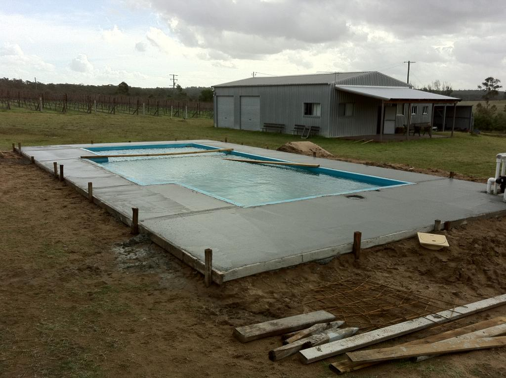 Concreting Solution