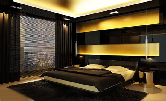 bedroom design ideas by schematic 3d - Bedroom Design