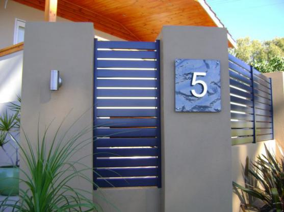 Front Gate Designs by North & Central - Gate Garage and Automation