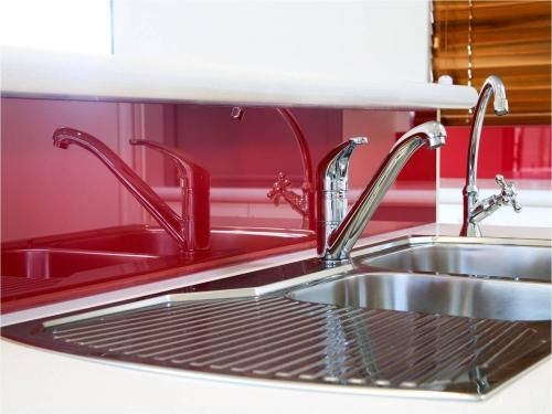 Kitchen Sink Designs by Glasscapes