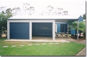 North coast shed market coffs harbour 2 for 3 bay shed