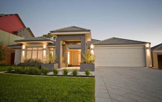 House Exterior Design by DOWN UNDER - GREEN HOMES