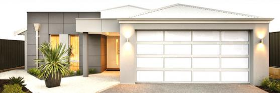 Garage Design Ideas by DOWN UNDER - GREEN HOMES