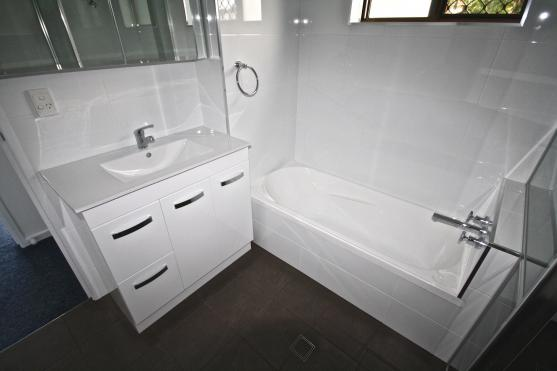 Bath Designs  by Contour Renovations