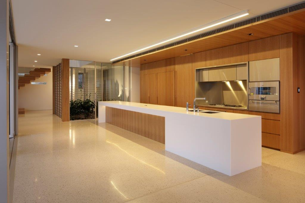 Polished concrete flooring give that grey slab a new for Garage flooring adelaide