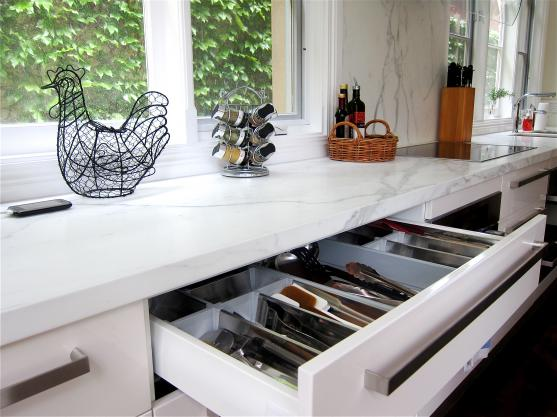 Kitchen Drawer Design Ideas by AKL Designer Kitchens Pty Ltd