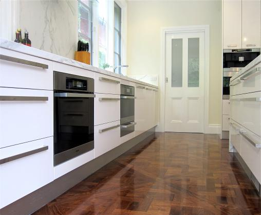Timber Flooring Ideas by AKL Designer Kitchens Pty Ltd