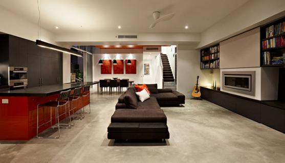 Living Room Ideas by LSA Architects