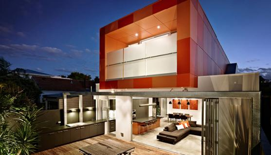 House Exterior Design by LSA Architects