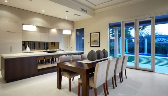 Dining Room Ideas by LSA Architects