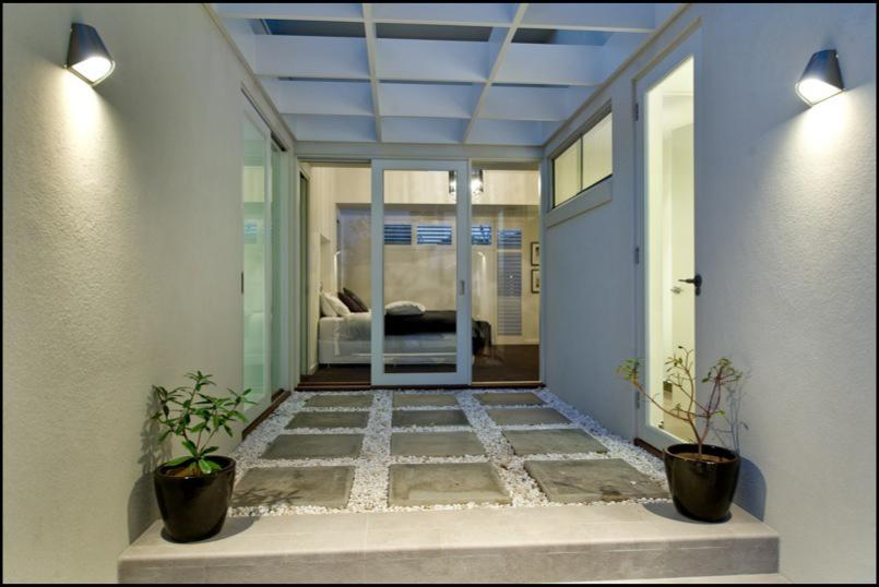 Entrance Designs by Metroworks Architects