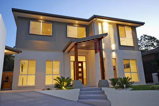 Exterior design ideas get inspired by photos of exteriors from australian designers trade Home outside design