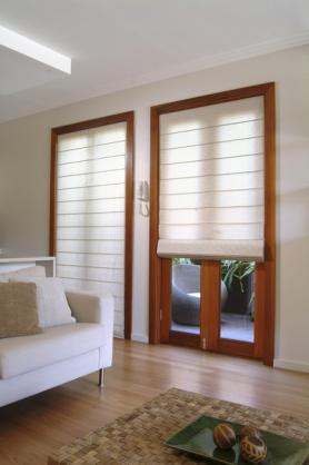 Roman Blind Ideas by Lusso Blinds